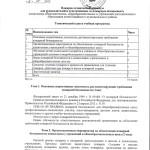 Тематический план и учебная программа пожарно-технический минимум