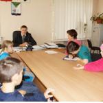 Встреча с главой села Троицкое С. Нургутдиновым
