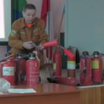 Обучение пожарно- техническому минимуму в марте 2014