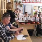 Родители учатся вместе с детьми. 7 класс А