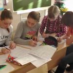математическая школа в период зимних каникул